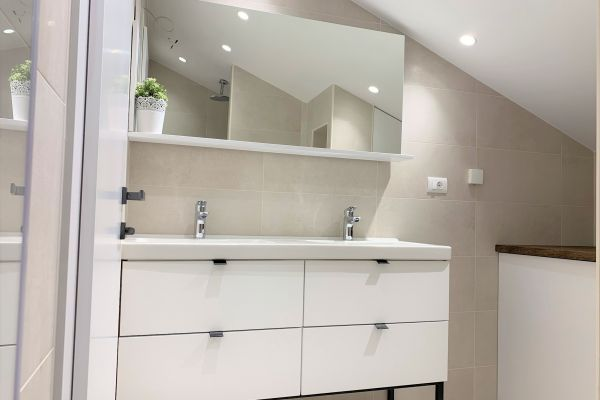 Bathroom - Apartments in Trogir